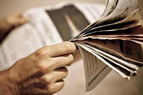 Portadas de diarios de  Colombia y el Mundo.