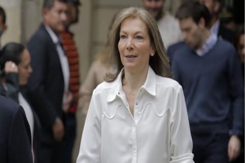 María Clemencia 'Tutina' de Santos.
