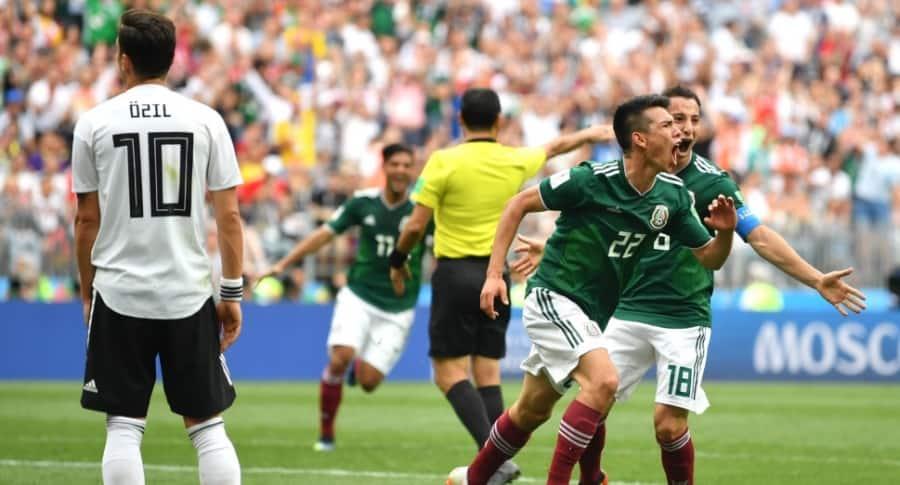 Mexico 1-0 Alemania