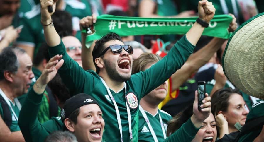 Celebración de mexicanos