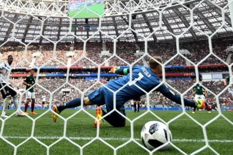 México 1-0 Alemania