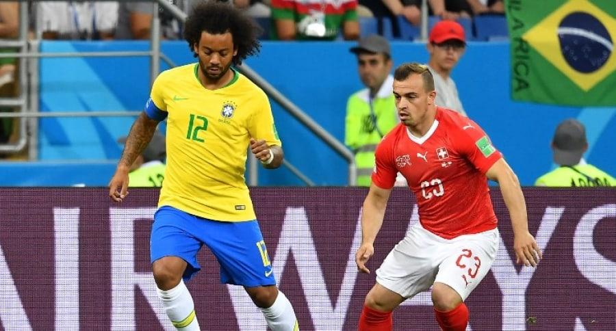 Brasil vs. Suiza