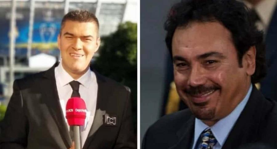 Eduardo Luis y Hugo Sánchez