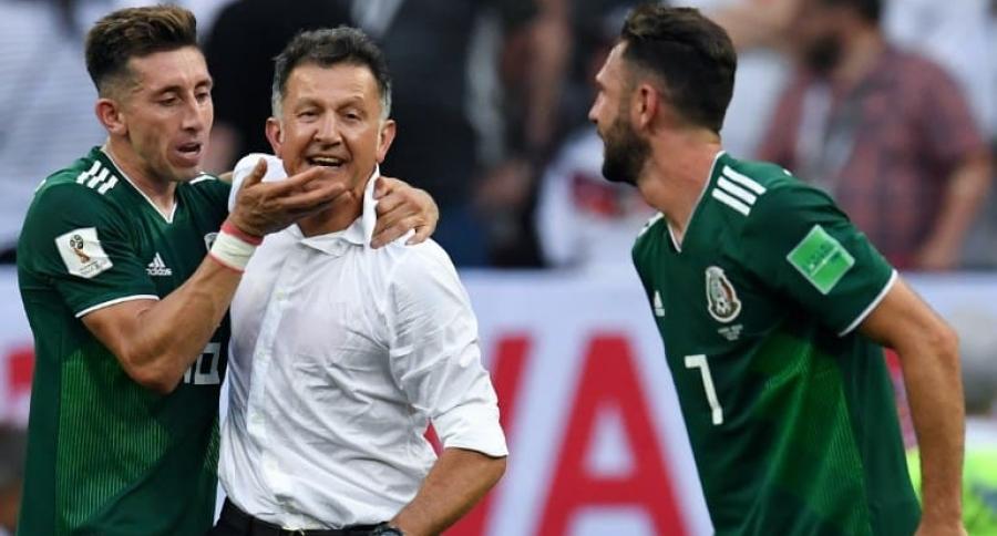 Juan Carlos Osorio, DT de México
