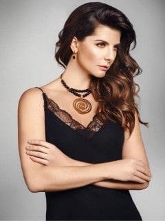 Carolina Cruz, presentadora y modelo