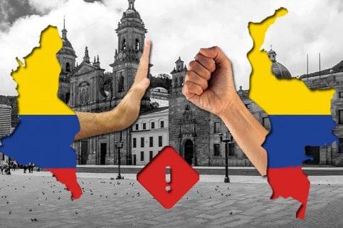 País dividido