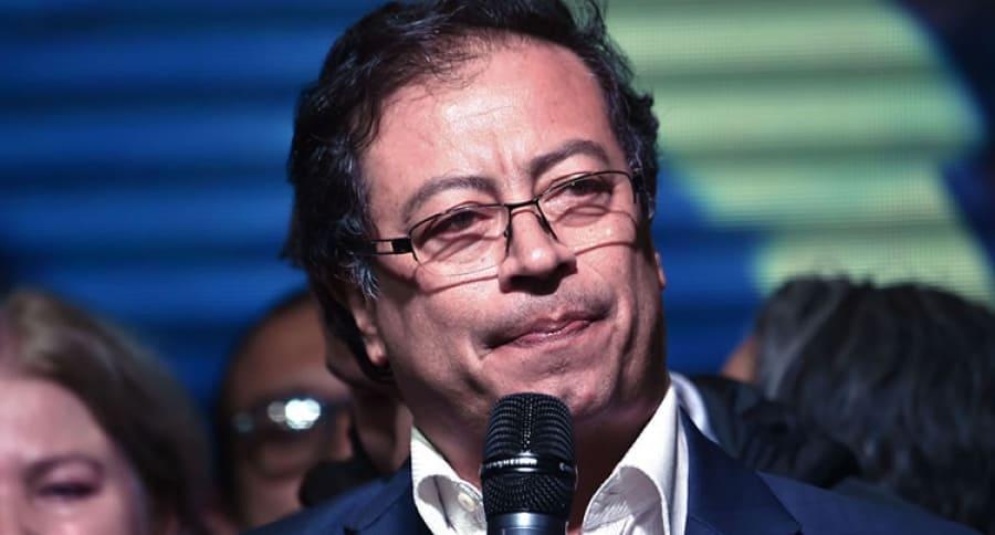 Gustavo Petro AFP