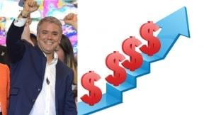 Duque y dólar