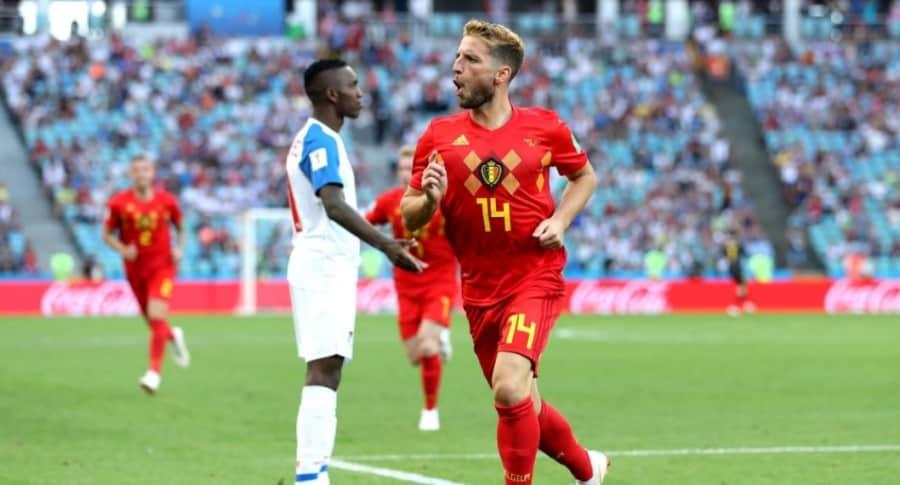 Bélgica vs. Panamá