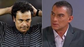 Hugo Sánchez y Faryd Mondragón