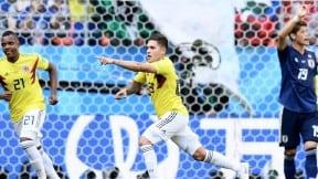 Gol de Colombia a Japón