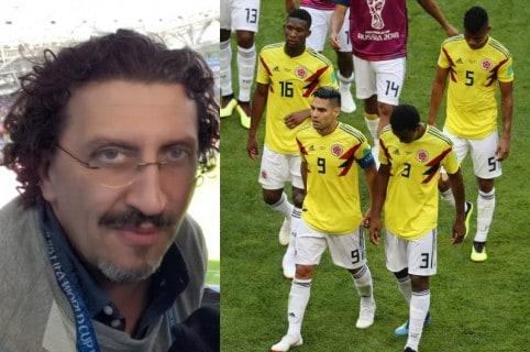 Gabriel Meluk / Selección Colombia
