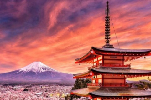 Kawaguchi -Japón