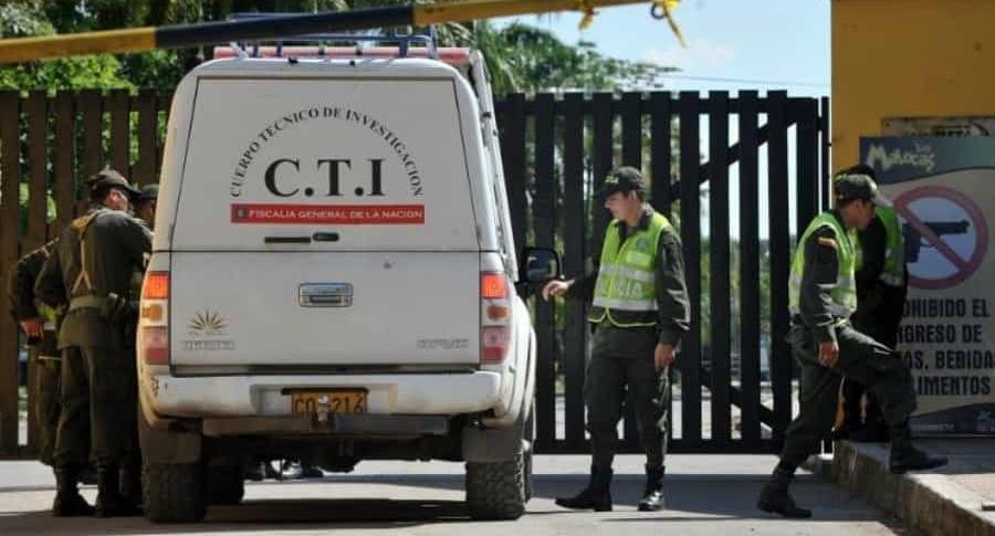 Inspección del CTI.