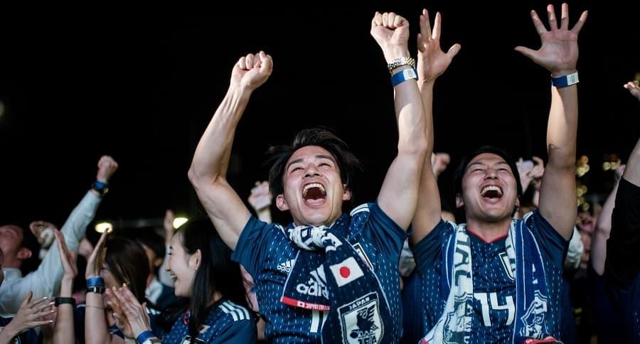 Celebración de japoneses