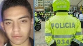Andrés Camilo Ortiz Jiménez, estudiante asesinado