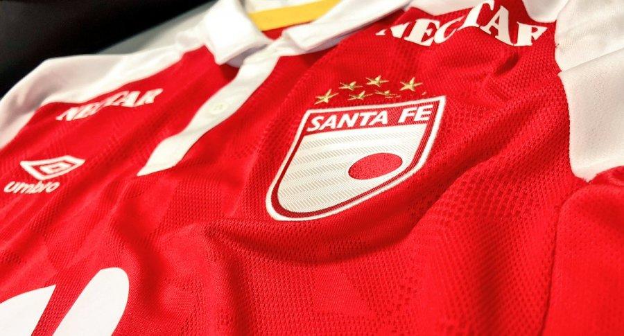 Camiseta Santa Fe
