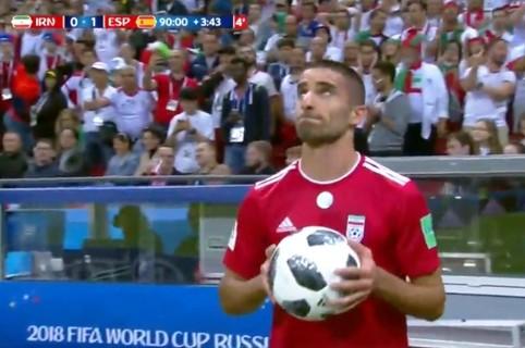 Jugador iraní