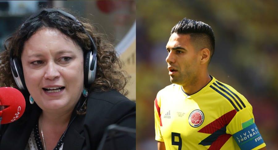 Angélica Lozano y Falcao