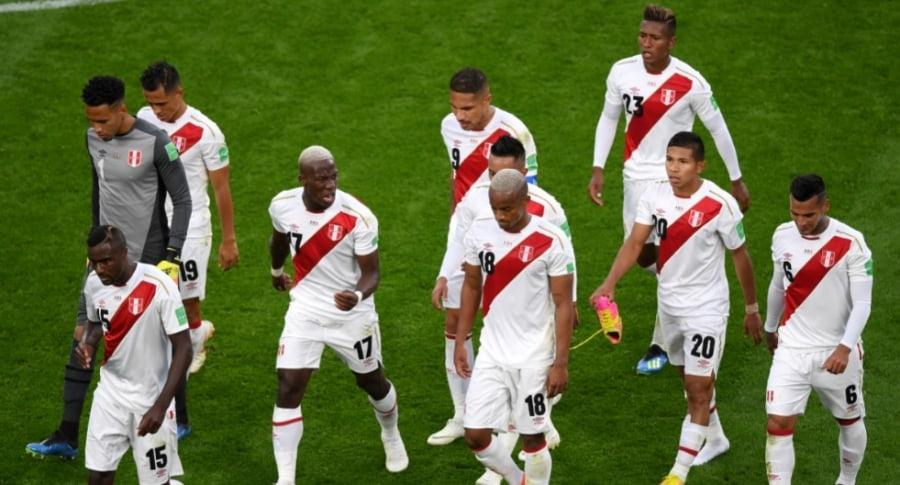 Selección Perú
