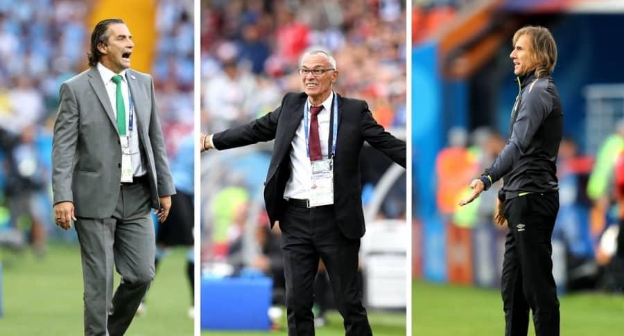 Argentinos eliminados