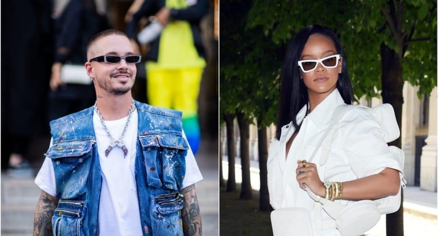 J Balvin / Rihanna