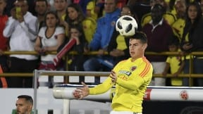 James Rodríguez, futbolista.