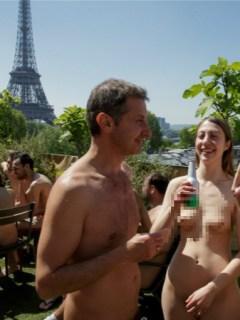 Nudismo en París