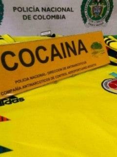 Camisetas con coca