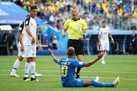 Brasil vs. Costa Rica