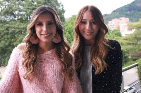 Manuela Cardona y Jey Castañeda