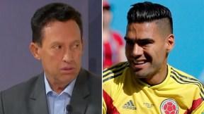 Óscar Rentería y Falcao Garcia