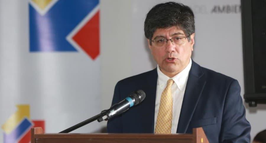 José Valencia, canciller de Ecuador