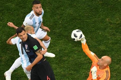Argentina 0-3 Croacia