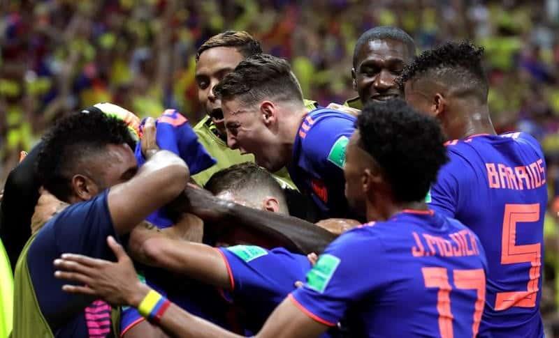 Celebración de Colombia