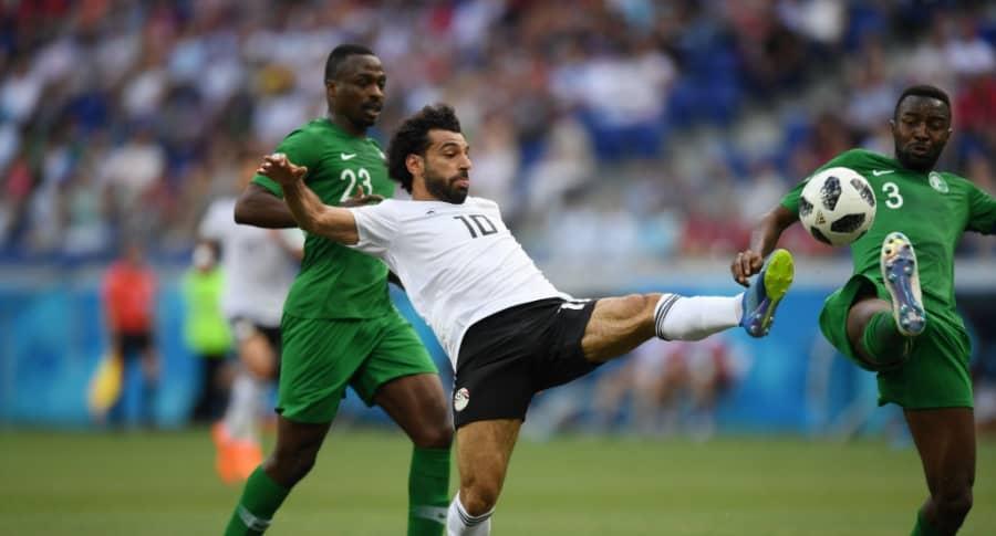 Egipto vs. Arabia Saudita
