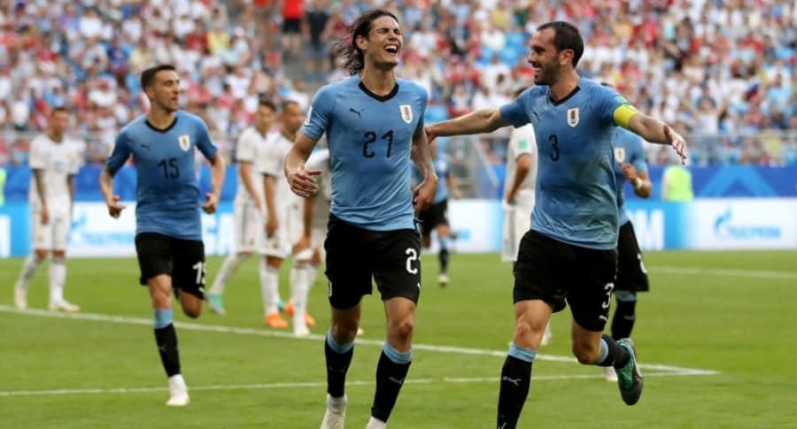 Rusia 3-0 Uruguay