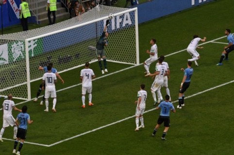 Atajada Selección Rusia