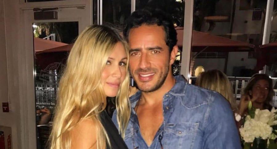Paula Maya y Pedro Palacio