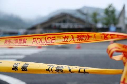 Apuñalamiento en Japón