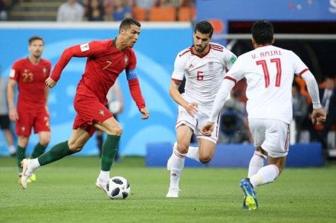Irán vs. Portugal