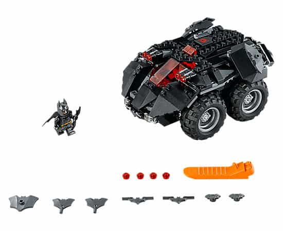 LEGO® DC Super Heroes 76112 App-Controlled Batmobile.