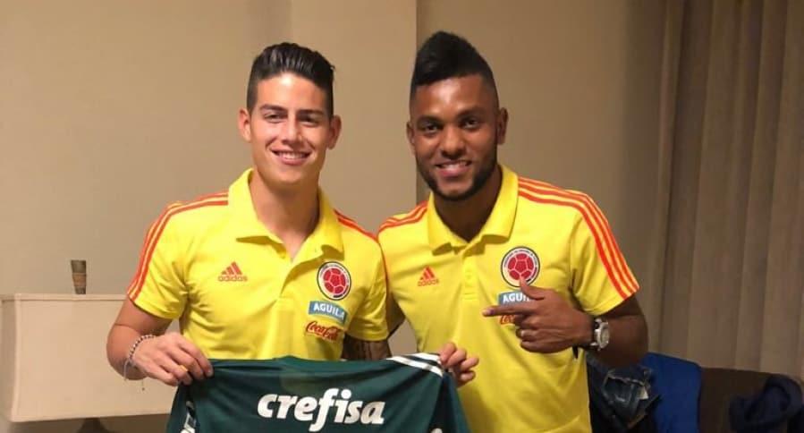 James - Palmeiras