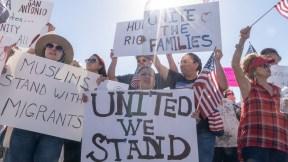 Protestantes en EE. UU.