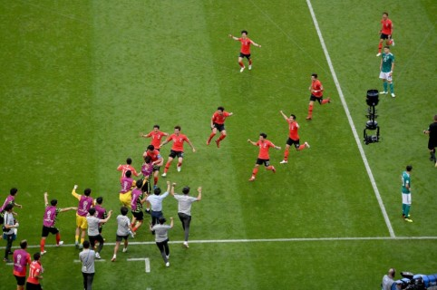 Gol de Corea