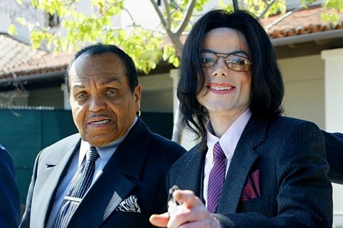 Joe y Michael Jackson