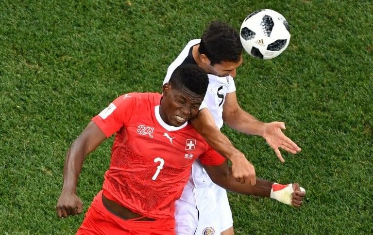 Suiza vs. Corea del Sur