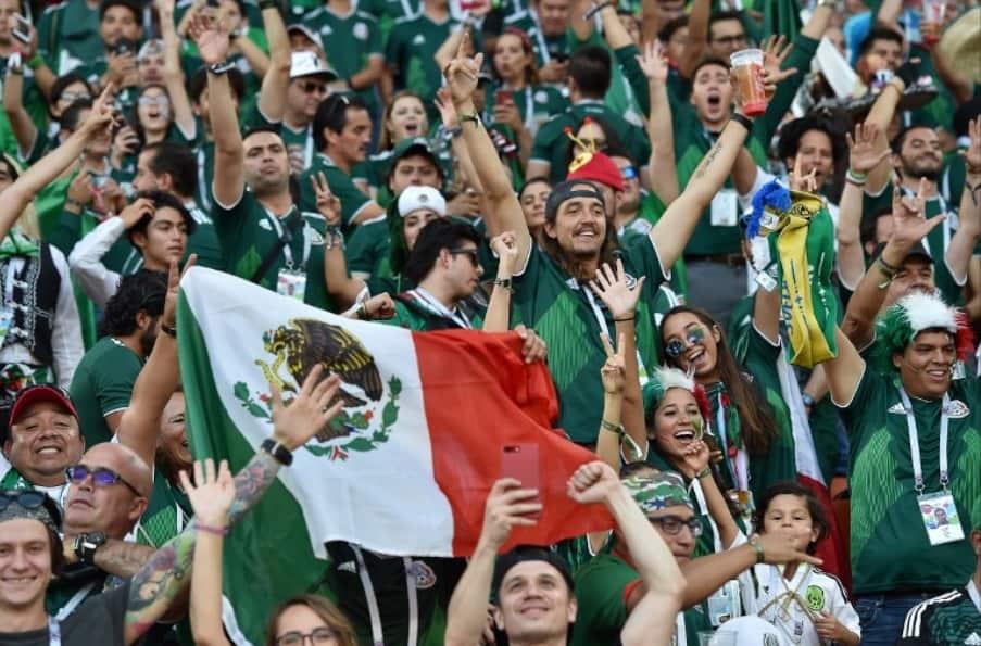 Hinchas de México