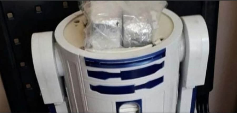 R2d2 cocaína