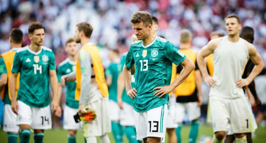Korea vs Alemania